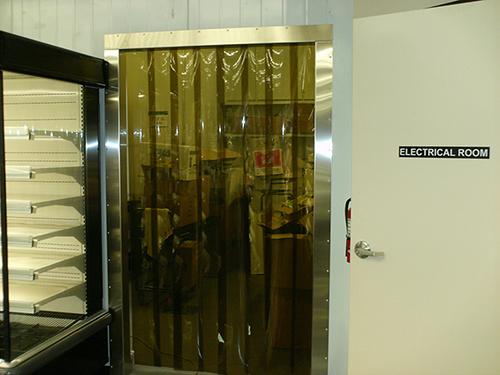Warehouse Door Awnings