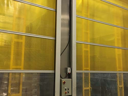 High Speed Door 14