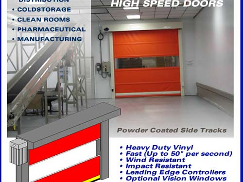 High Speed Door 2