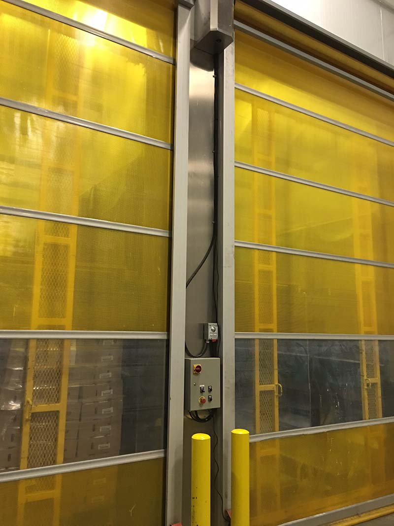 High Speed Doors High Speed Roll Up Doors Strip