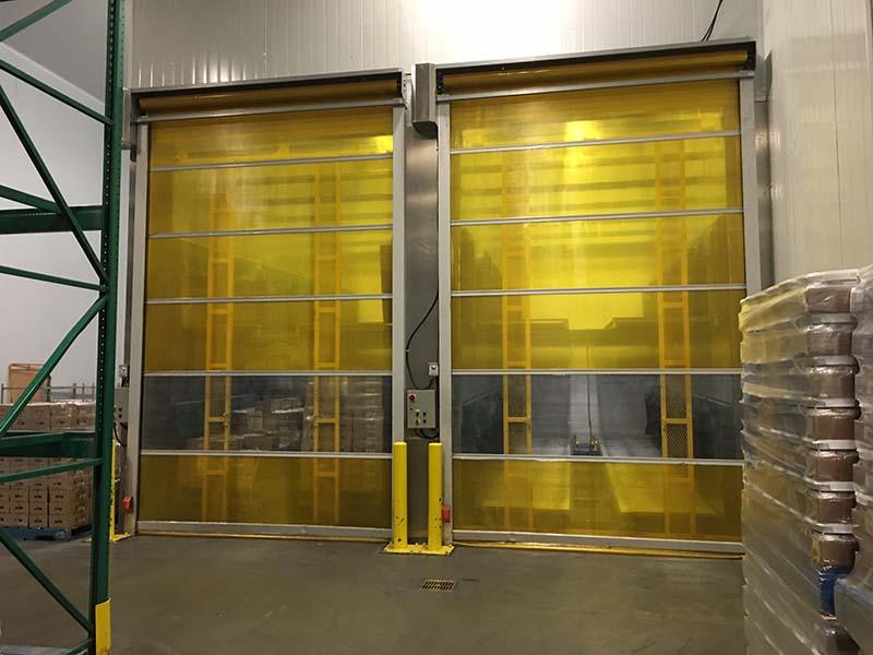 High Speed Doors High Speed Roll Up Doors Strip