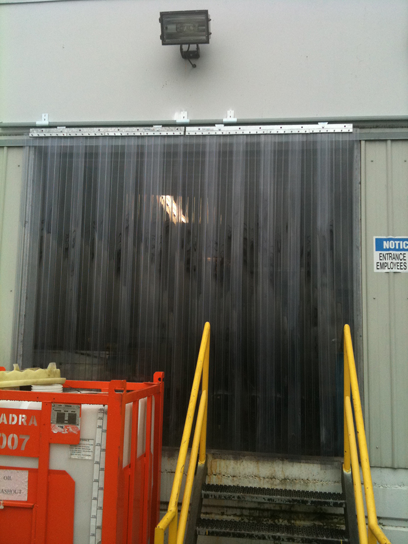 Sliding Strip Door Kits Strip Curtains Com