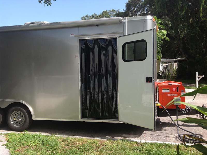 Strip Curtains Brochure  Truck and Trailer Strip Doors Strip Curtains com. Black Pvc Sliding Strip Doors For Bathrooms Suppliers