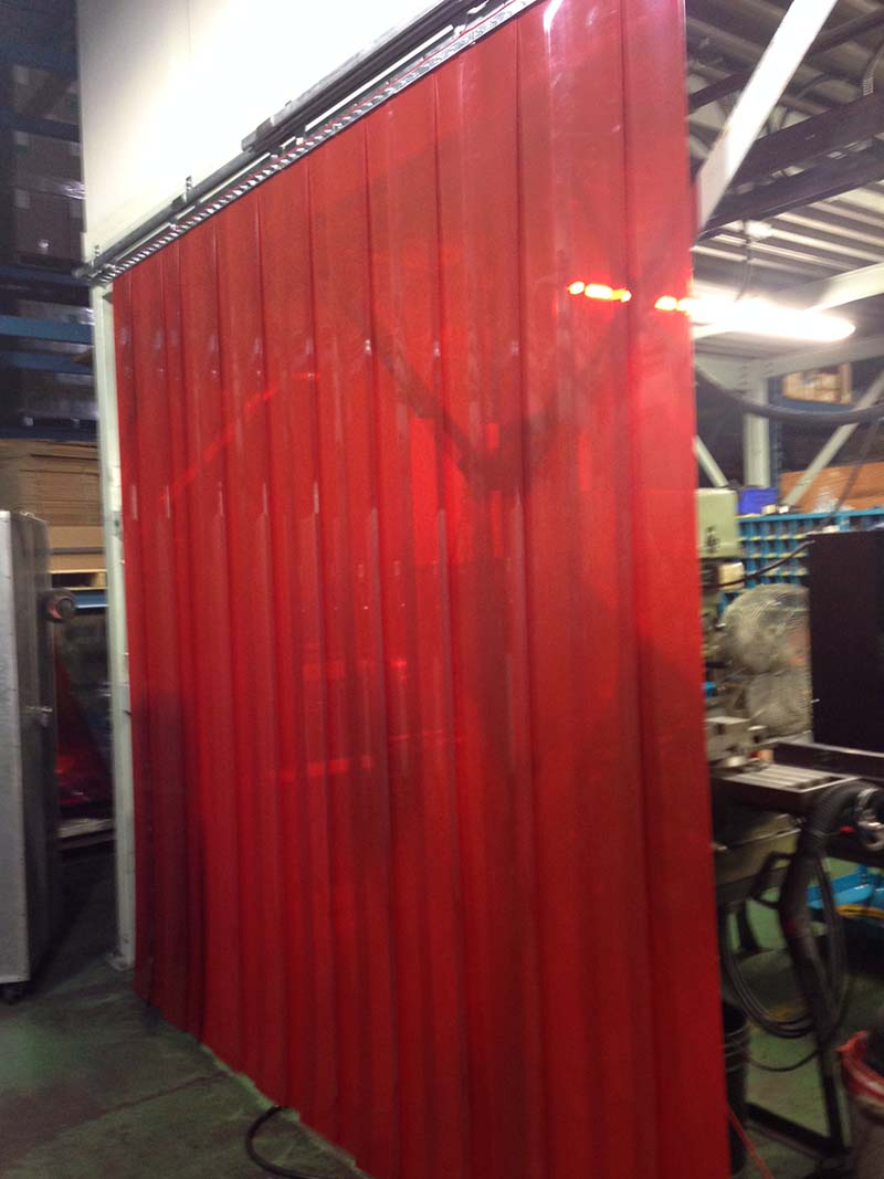 Welding Curtains Order Online Strip Curtains Com