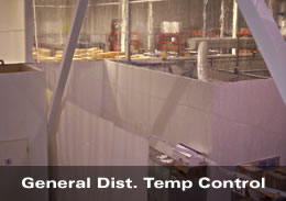 General Distribution Temperature Control