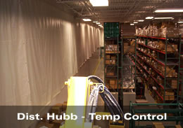 Distribution Hubb - Temperature Control