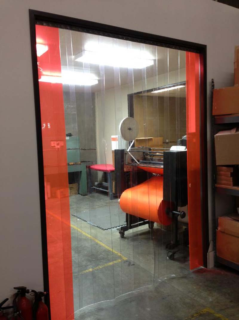 PVC Strip Door And Curtains