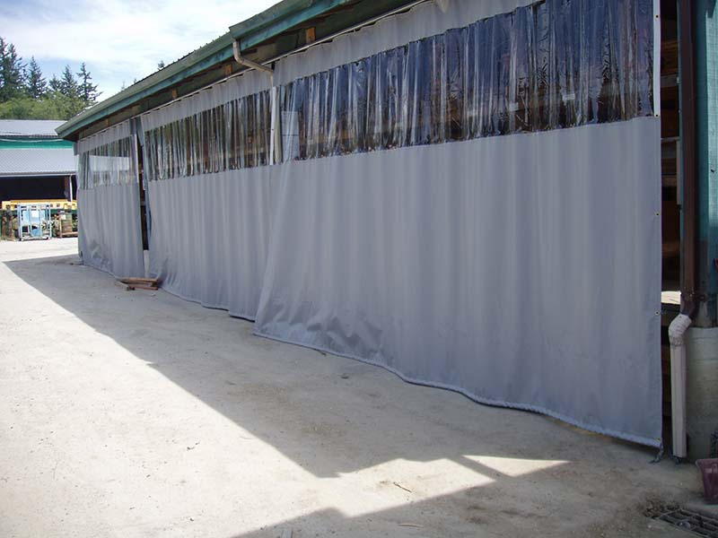 Tarps Order Tarps Online Strip Curtains Com