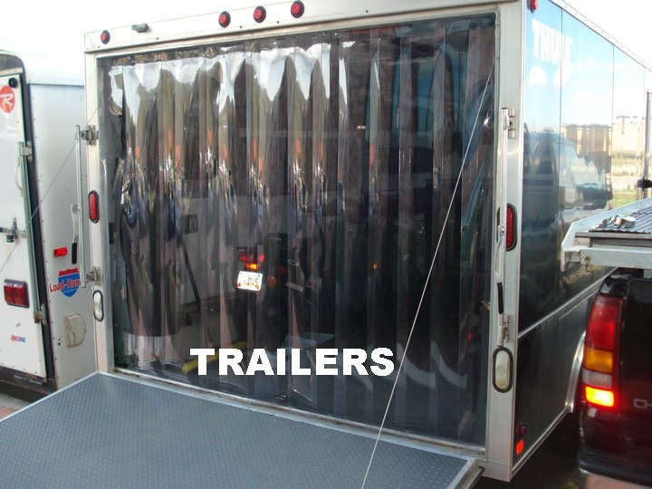 Truck and Trailer Strip Doors & Truck and Trailer Strip Doors - Strip-Curtains.com