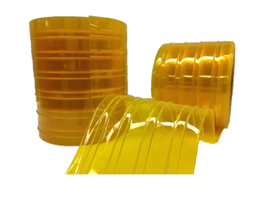 PVC Roll Yellow