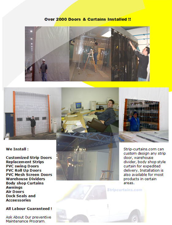 Services and Installations