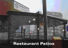 Design Your Industrial Awnings Patio Curtains Strip